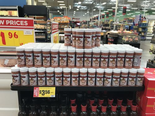 Harley's Texas Style BBQ Seasoning in HEB's, Buc-ees and Local Stores