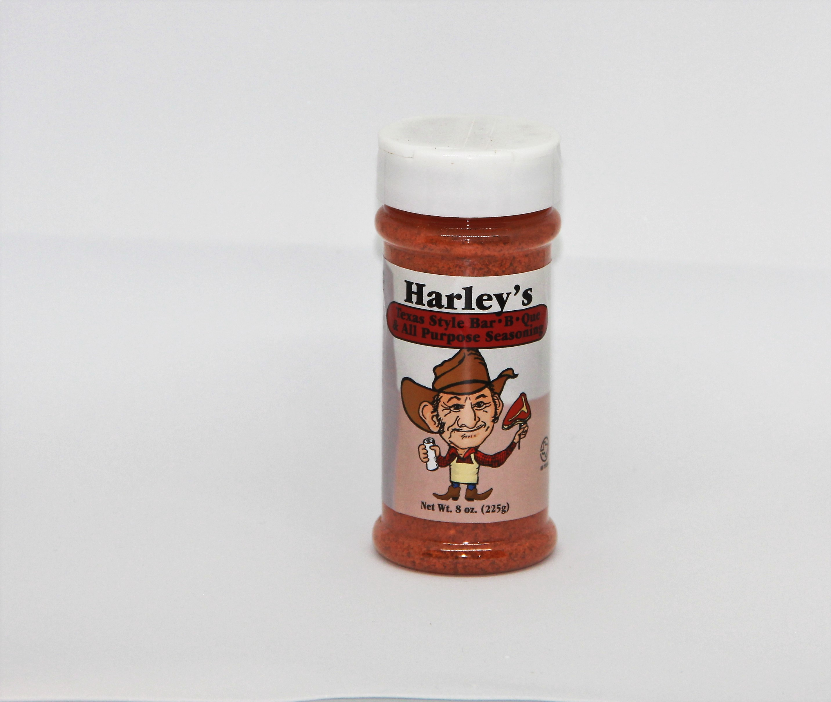 Harley's Original Seasoning (Size: 8 oz)