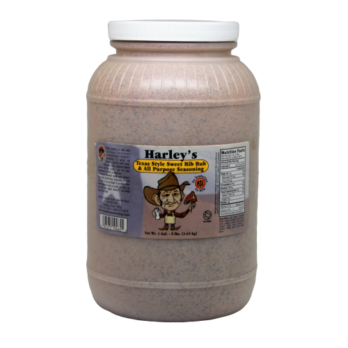 Harley's SWEET No MSG No Tenderizer (Size: Gallon)
