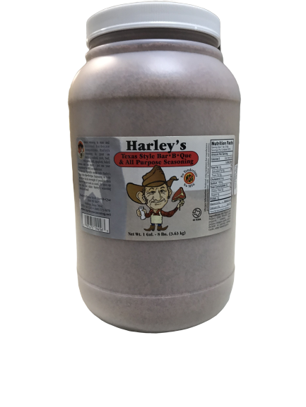 Harley's No MSG No Tenderizer (Size: Gallon)